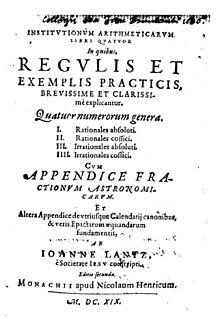 Johann Lantz 1564-1638