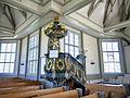Lappajärvi Church pulpit.jpg
