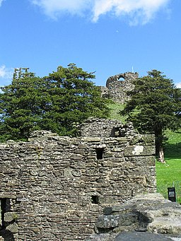 Launceston Castle - geograph.org.uk - 93182