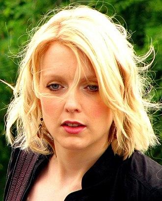 Lauren Laverne - Lauren Laverne in 2007