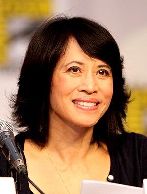 Lauren Tom - Tom in July 2010.