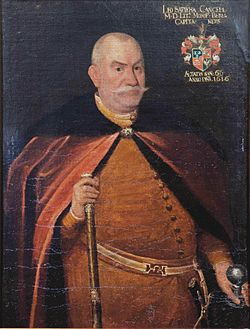 Leŭ Sapieha. Леў Сапега (1616).jpg