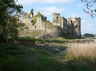 Créhen - Chateau of Le Guildo