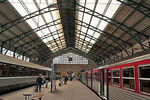 Gare Du Havre Wikipedia