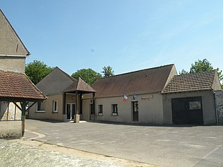 Le Heaulme Commune in Île-de-France, France