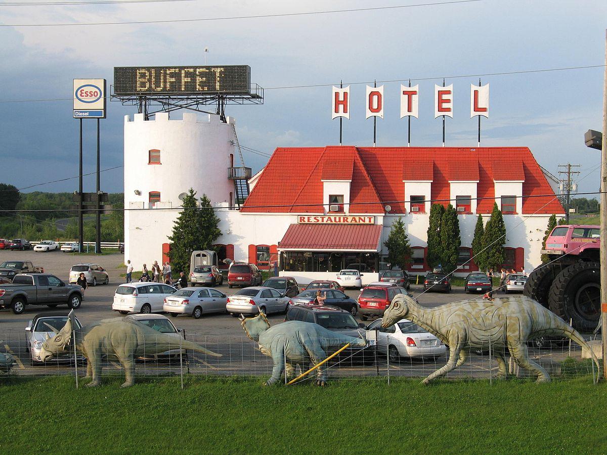 Hotel Restaurant Le Robinson St Jean De Monts