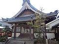Le Temple Jingû-ji - Le haiden (La construction du culte).jpg