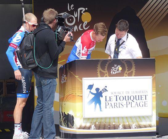 Le Touquet-Paris-Plage - Tour de France, étape 4, 8 juillet 2014, départ (B028).JPG