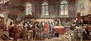 Le débat sur les langues - séance de l'Assemblée législative du Bas-Canada le 21 janvier 1793
