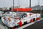 Le voilier de course Port de Plaisance de Roscoff (6).JPG