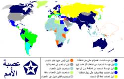 عصبة الأمم ويكيبيديا