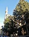 Lefkoşa Selimiye-Moschee (Sophienkathedrale) Minarett 1.jpg
