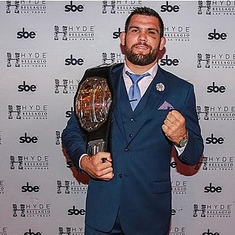 Robert Drysdale - Legacy Light Heavyweight Championship