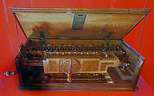 Machine de Leibniz (1690)