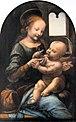 Leonardo, Madonna Benois.JPG