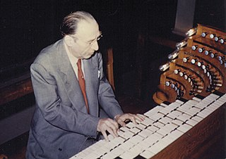 French organist and composer