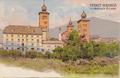 Leopoldo Metlicovitz, 1906 - Briga-svizzera-il-castello-2.png