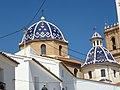 Les domes de l'eglise d'altea - panoramio.jpg