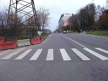 Как доехать до Левобережная Улица на общественном транспорте