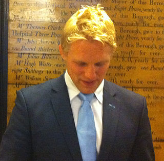 Lewis Moody Rugby player