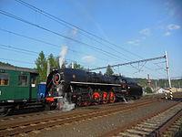Libčice nad Vltavou, parní vlak Svatý Jiří (03).jpg
