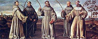 Berard of Carbio Franciscan martyr and saint