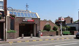 Lezennes metrostation wikipedia - Station essence porte des postes lille ...