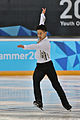 Lillehammer 2016 - Figure Skating Men Short Program - Kai Xiang Chew 4.jpg