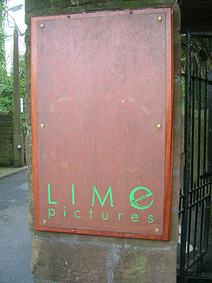 Lime Pictures - Entrance to Lime pictures, Childwall, Liverpool.
