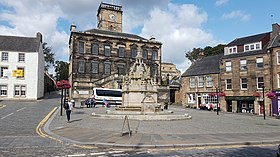 Linlithgow, The Cross, Cross Well.jpg