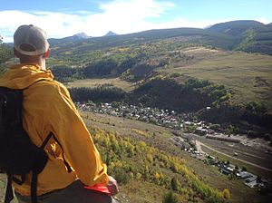 Minturn, Colorado - Lionshead Rock Trail