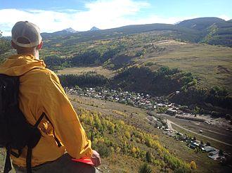 Minturn, Colorado - Lionshead Rock Trail