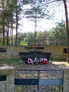 Lithuania Ponary Monument