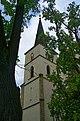 Litomyšl - Kostel Povýšení sv. Kříže s proboštstvím I.jpg