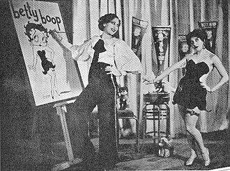 Little Ann Little - Pauline Comanor (left) and Ann Little