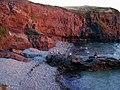 Little Haven Cliff - geograph.org.uk - 403918.jpg