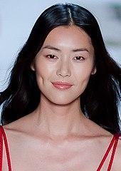 Liu Wen Fashion Spot Show Cards