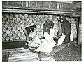 """Loading frozen meat on """"Clan McDougall"""".jpg"""