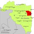 Localització de Benicarló respecte del Baix Maestrat.png