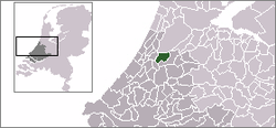 Location of Kaag