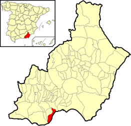 LocationRoquetas de Mar.png