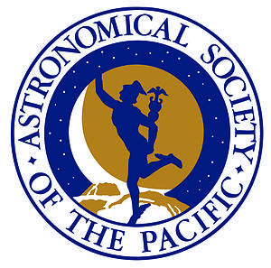 Astronomical Society of the Pacific - Image: Logo of the Astronomical Society of the Pacific