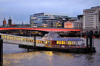 London Bridge City Pier - London Bridge City Pier