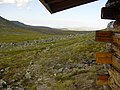 Looking Forward from the North Fork Shelter - panoramio.jpg