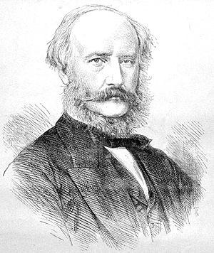 Metropolitan Board of Works - James Macnaghten Hogg in 1887.