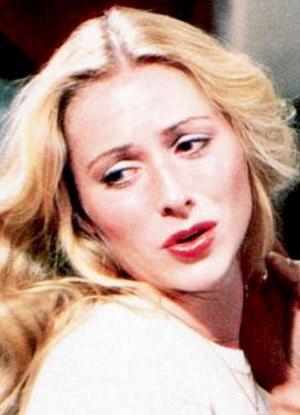 Lori Hallier - Hallier in My Bloody Valentine