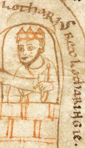Lothair II - Lothar II