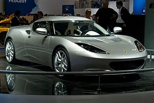Lotus Evora at 2008 BIMS.jpg
