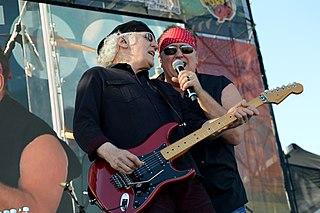 Loverboy Canadian rock group