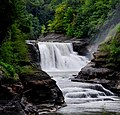 Lower Falls at Letchworth State Park, New York, USA.jpg